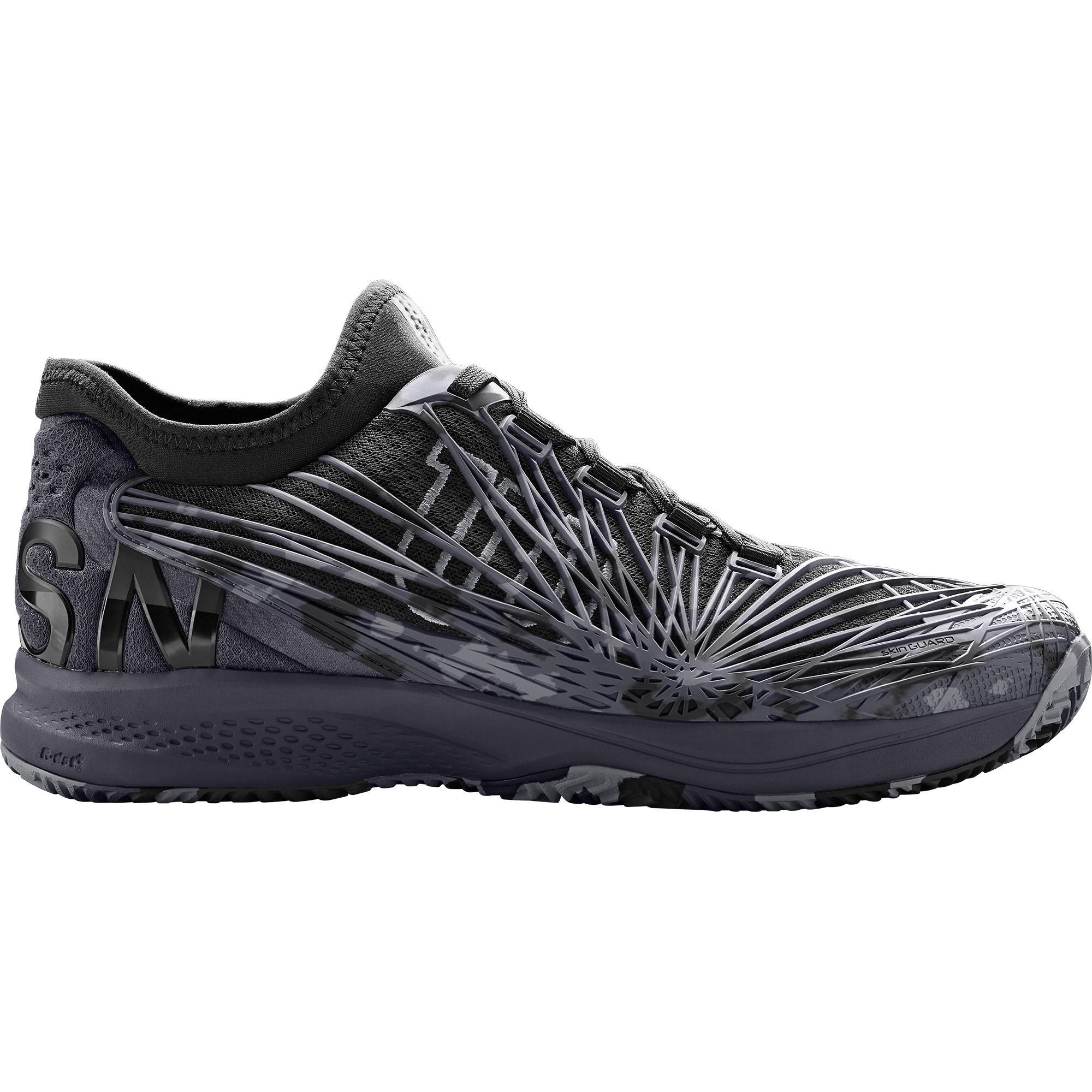 1ab01e413e47 Wilson Mens Kaos 2.0 Tennis Shoes - Camo Black - Tennisnuts.com