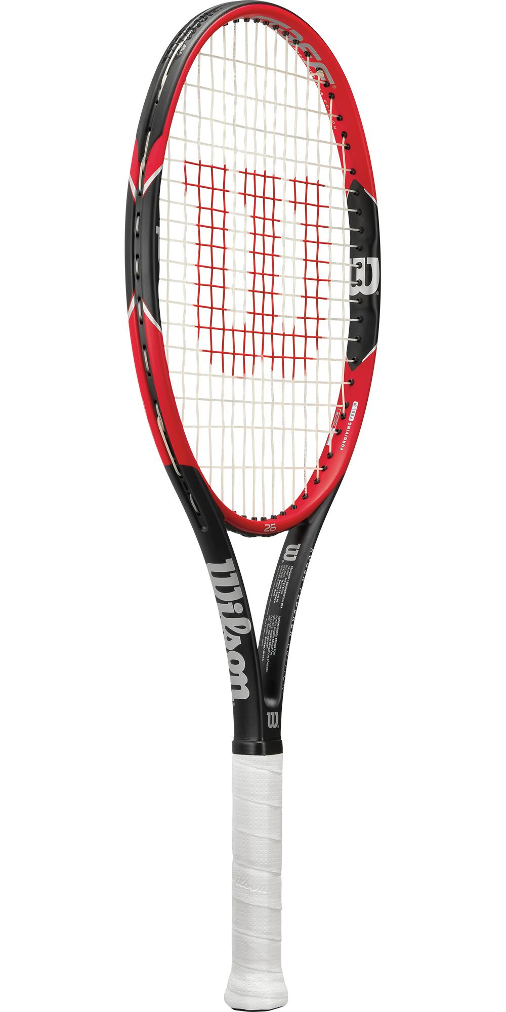 Wilson Pro Staff 26 Inch Junior Tennis Racket (Graphite ... | 1000 x 2000 jpeg 113kB