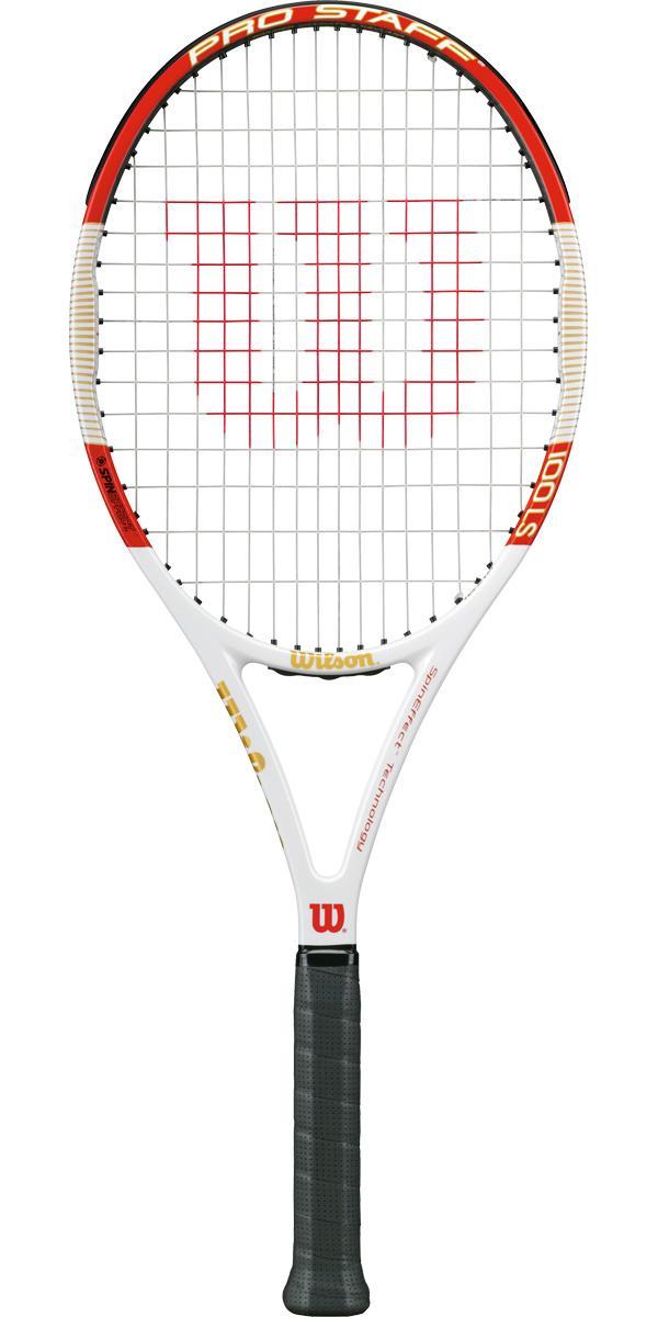 Wilson prostaff 100ls spin 2014 tennis racket - Dessin raquette ...
