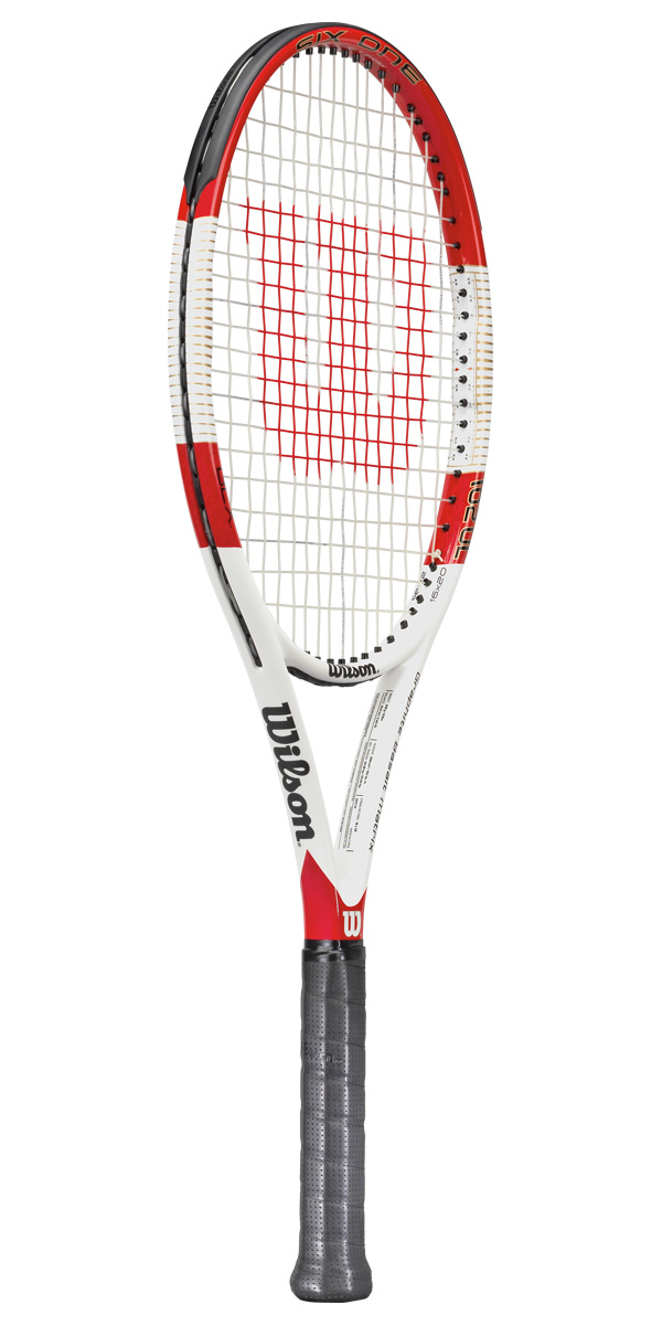 wilson six one 102ul ultra lite blx tennis racket. Black Bedroom Furniture Sets. Home Design Ideas