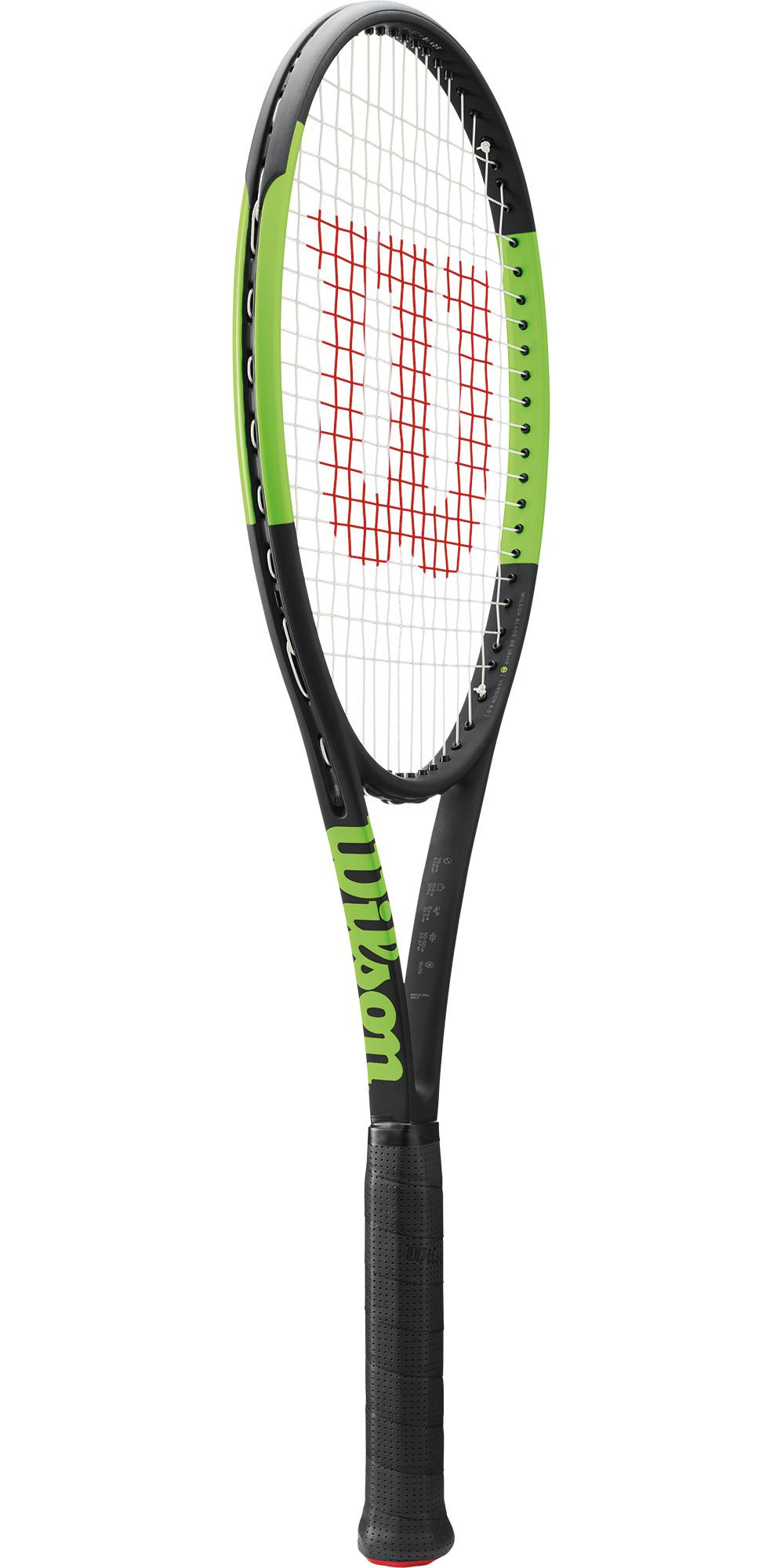 Wilson Blade 98 (16x19) Countervail Tennis Racket [Frame Only ...
