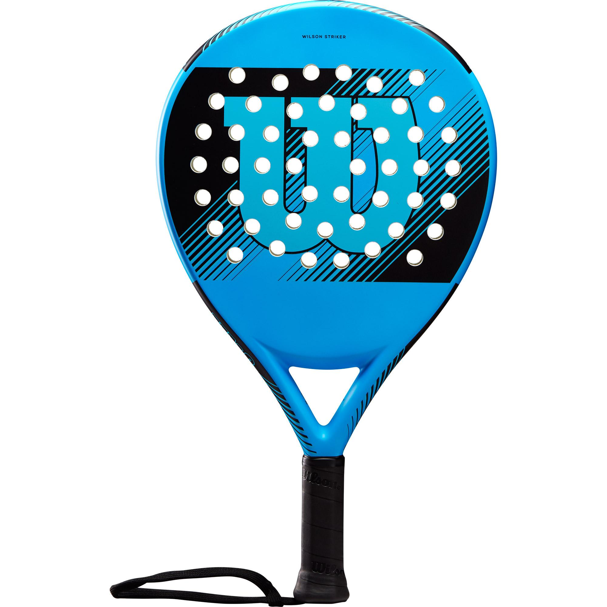 Yellow Ball Hoppers WILSON Padel Rush 100 Paddle Sports & Outdoors