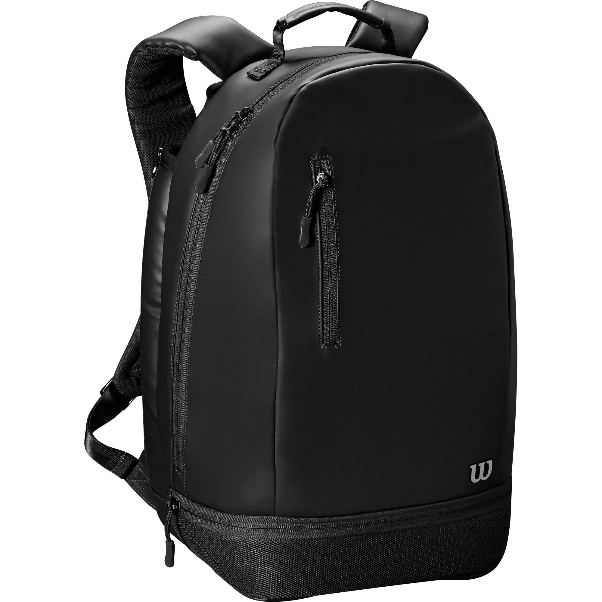 Wilson Womens Minimalist Backpack - Black - Tennisnuts.com