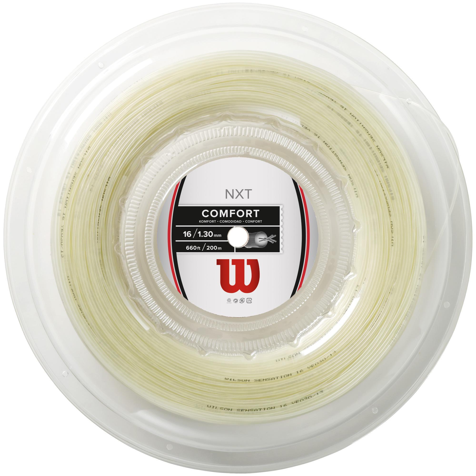 Wilson NXT Power Tennis String Set