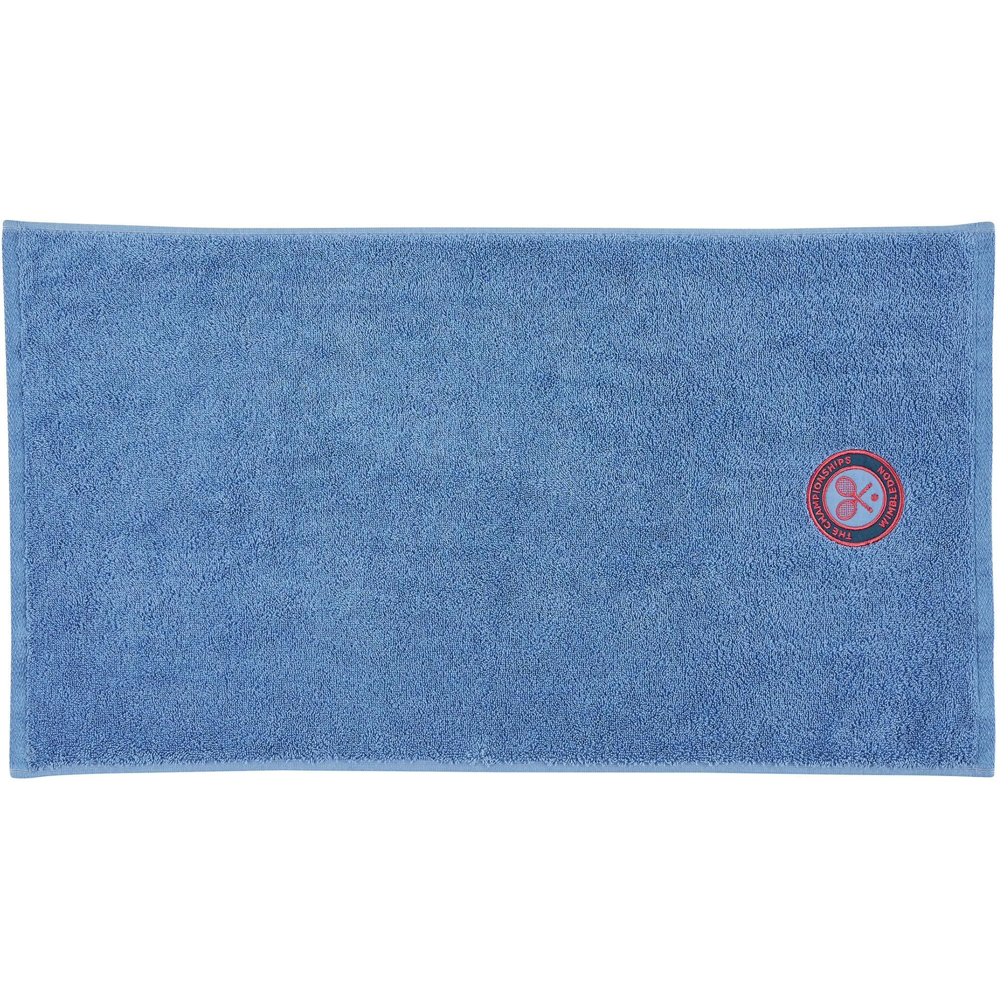 Christy wimbledon championships guest towel cornflower blue christy wimbledon championships guest towel cornflower blue izmirmasajfo