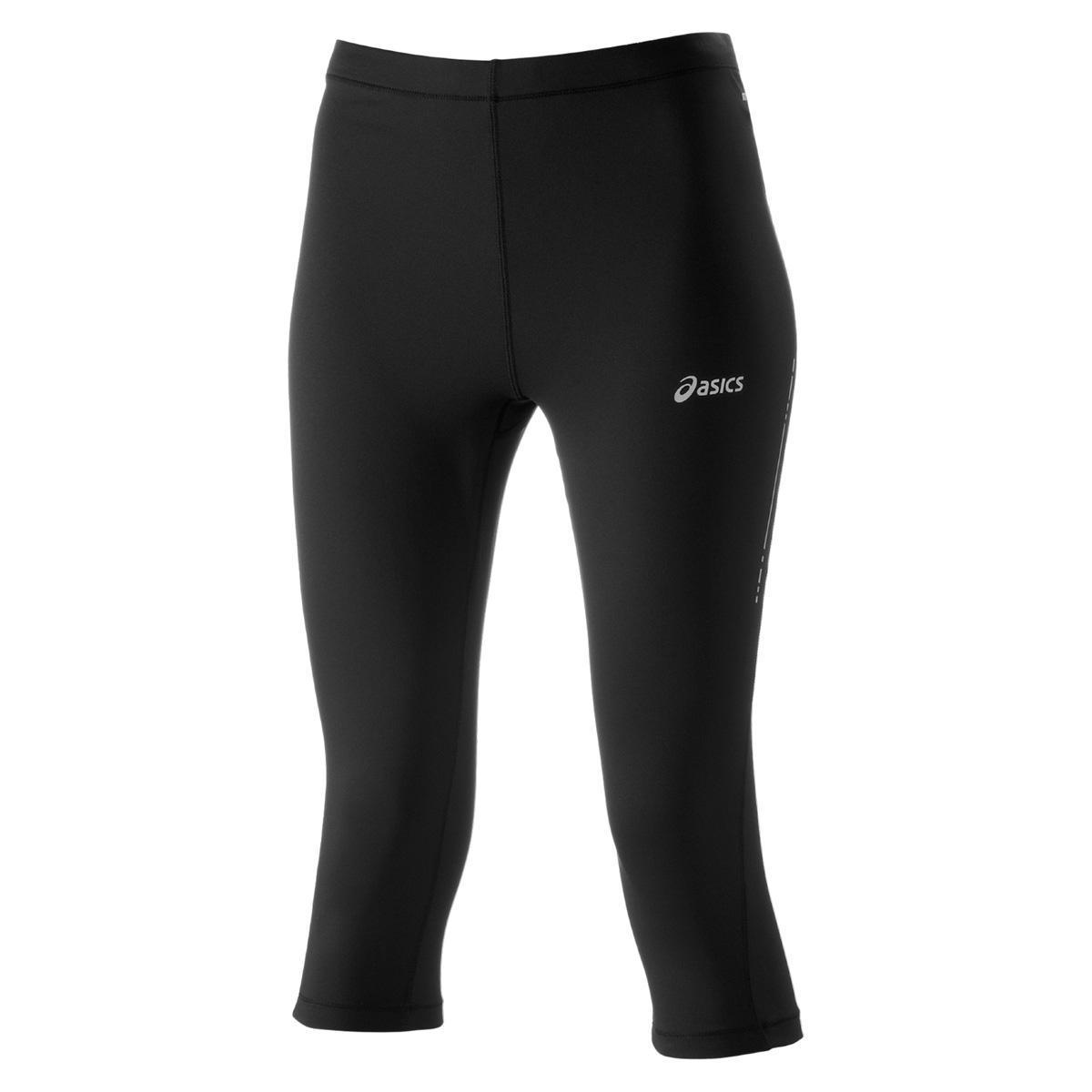 asics tights - performance black damen