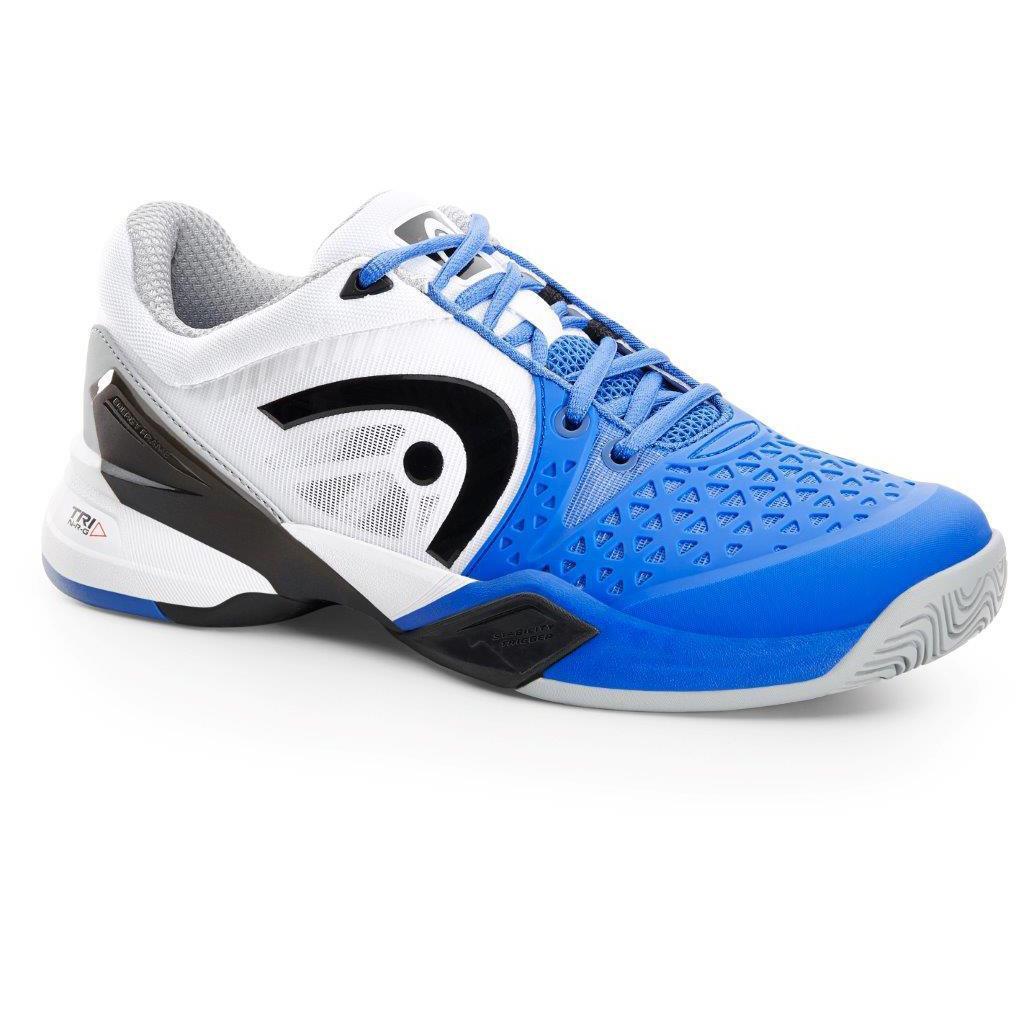 mens revolt pro tennis shoes blue white