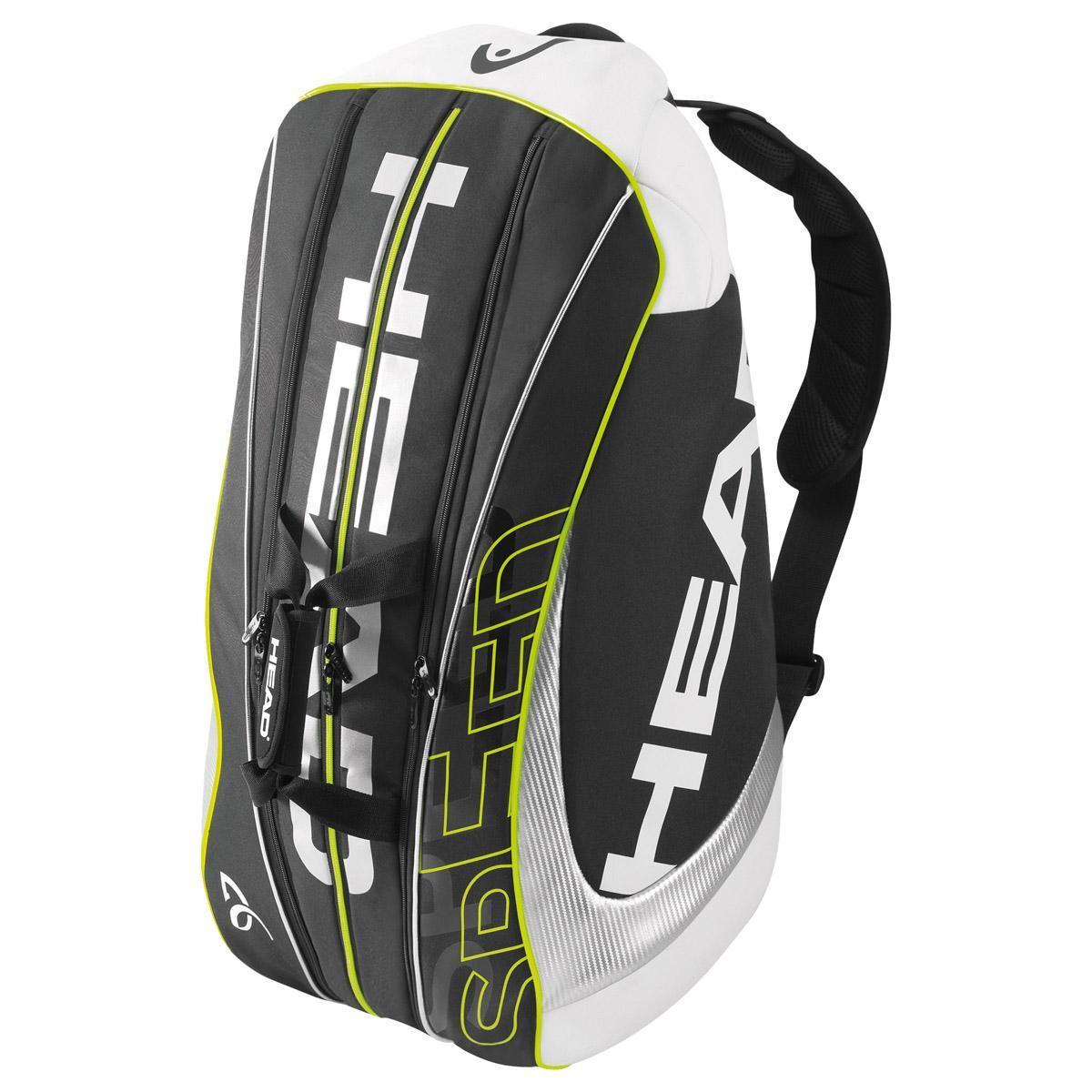 Head Djokovic 12r Monstercombi Tennis Bag Tennisnuts Com