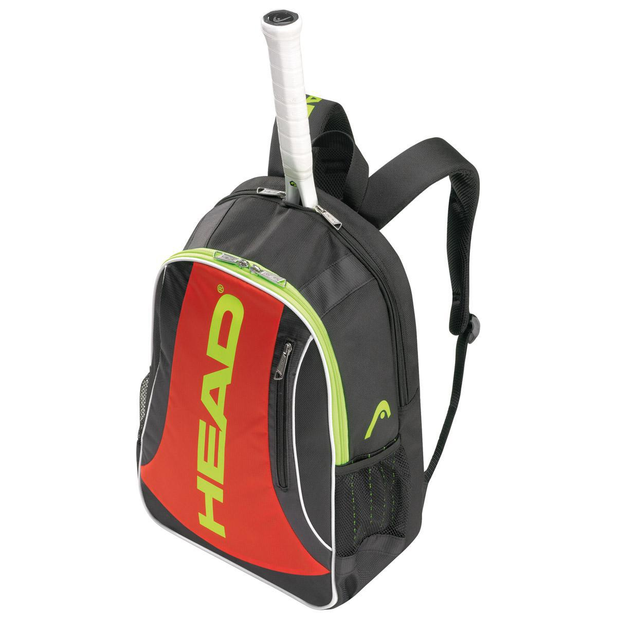 red elite backpack