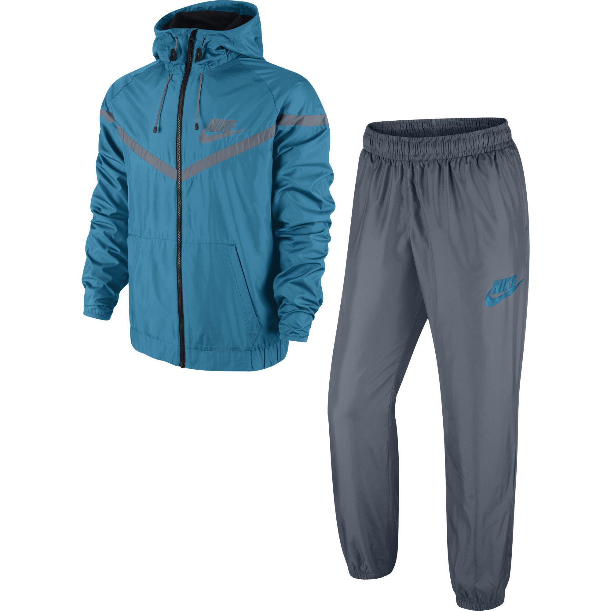 4a373024a6 Nike Mens Fearless Woven Tracksuit - Light Blue Lacquer - Tennisnuts.com