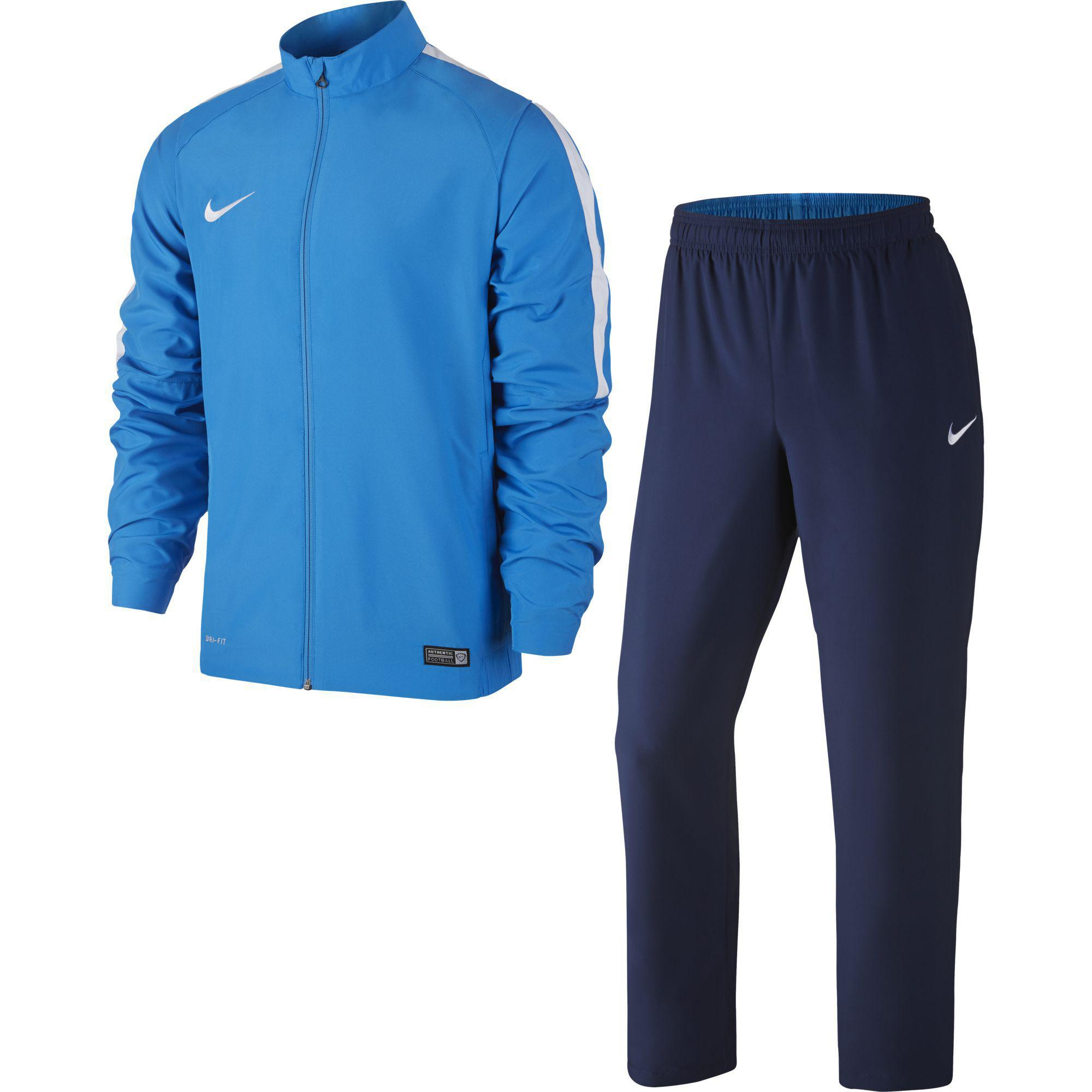 wholesale dealer 619cf 7f30b Nike Mens Academy Sideline Woven Tracksuit - Photo BlueMidnight Navy -  Tennisnuts.com