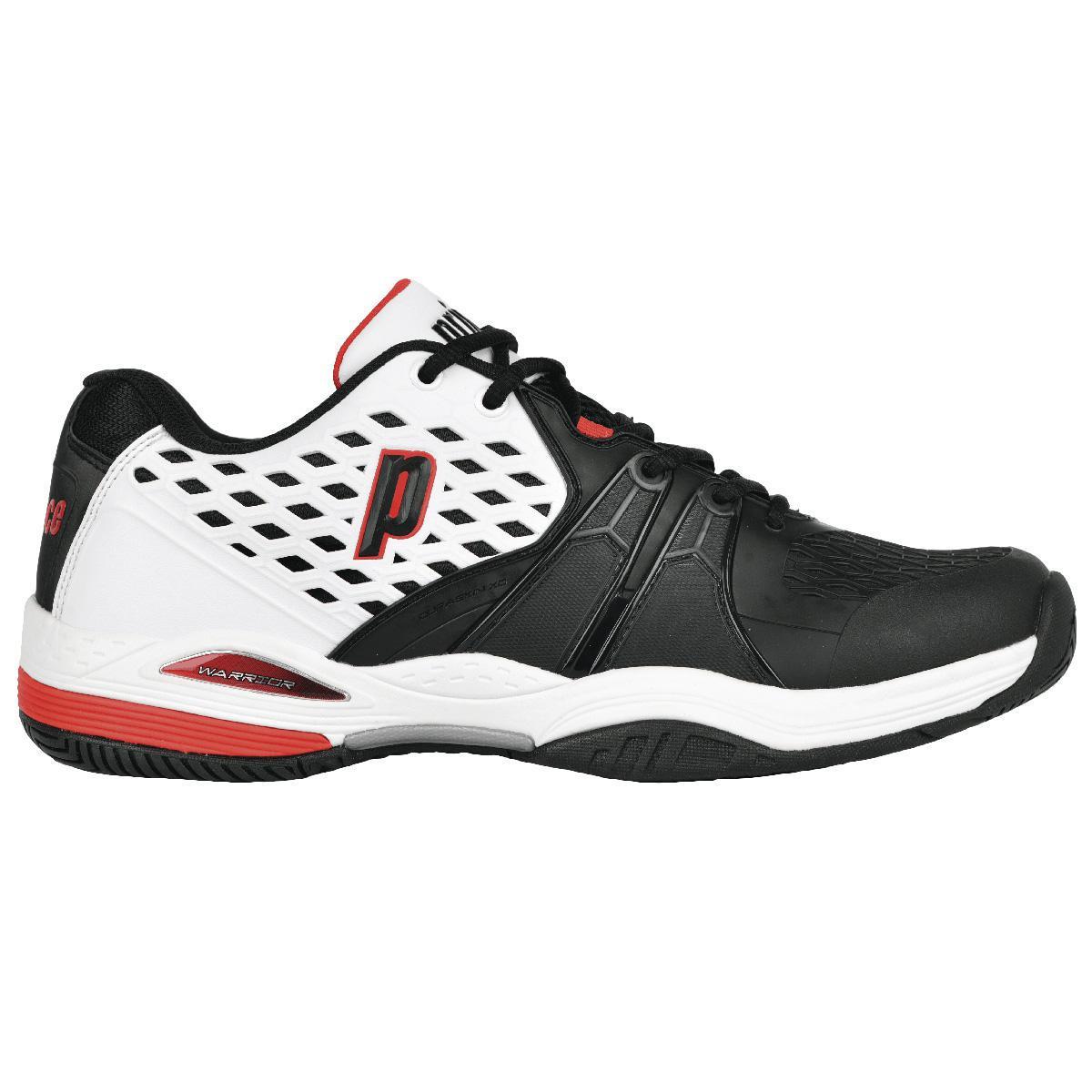 Prince Mens Warrior Tennis Shoes