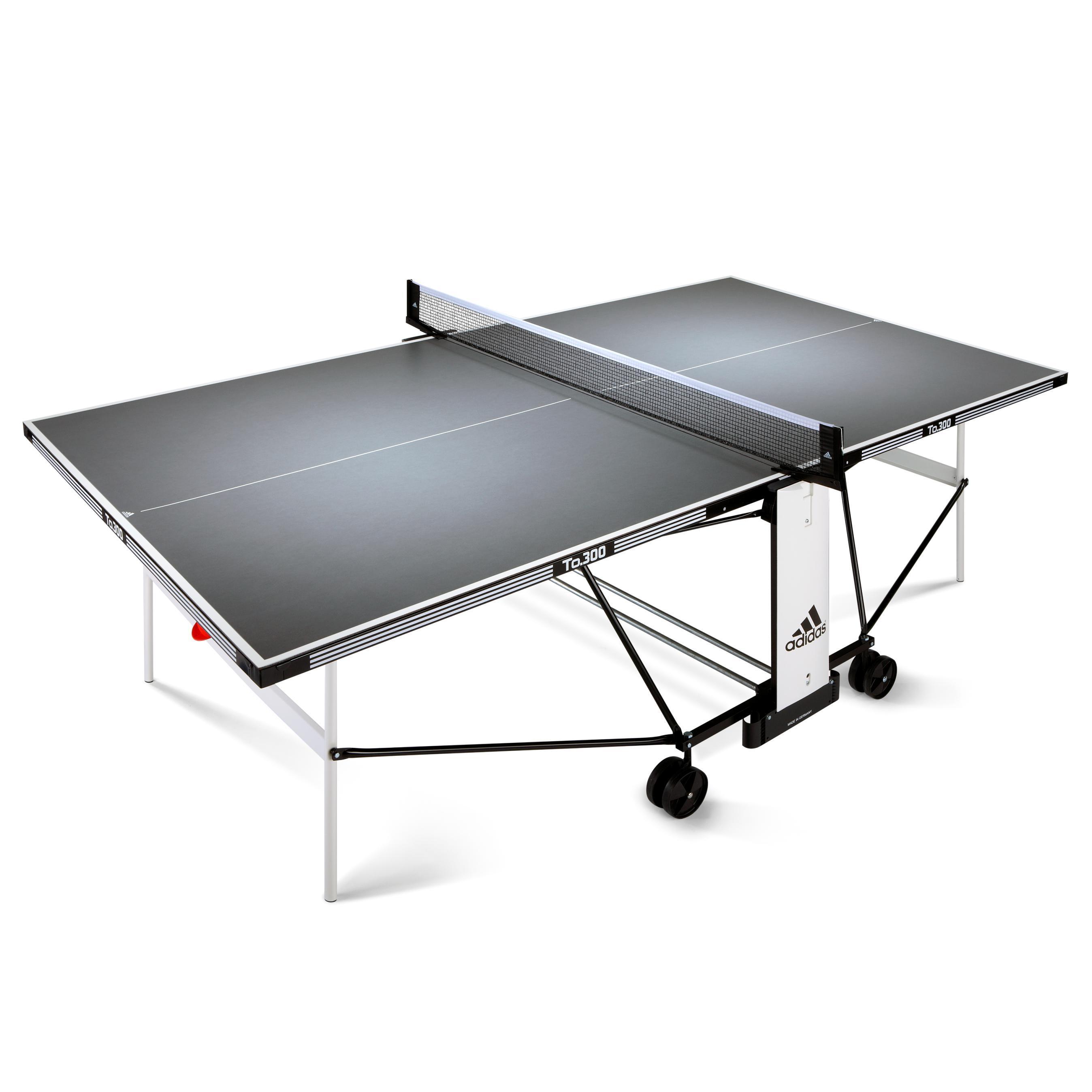 Adidas outdoor table tennis table grey - Weatherproof table tennis table ...