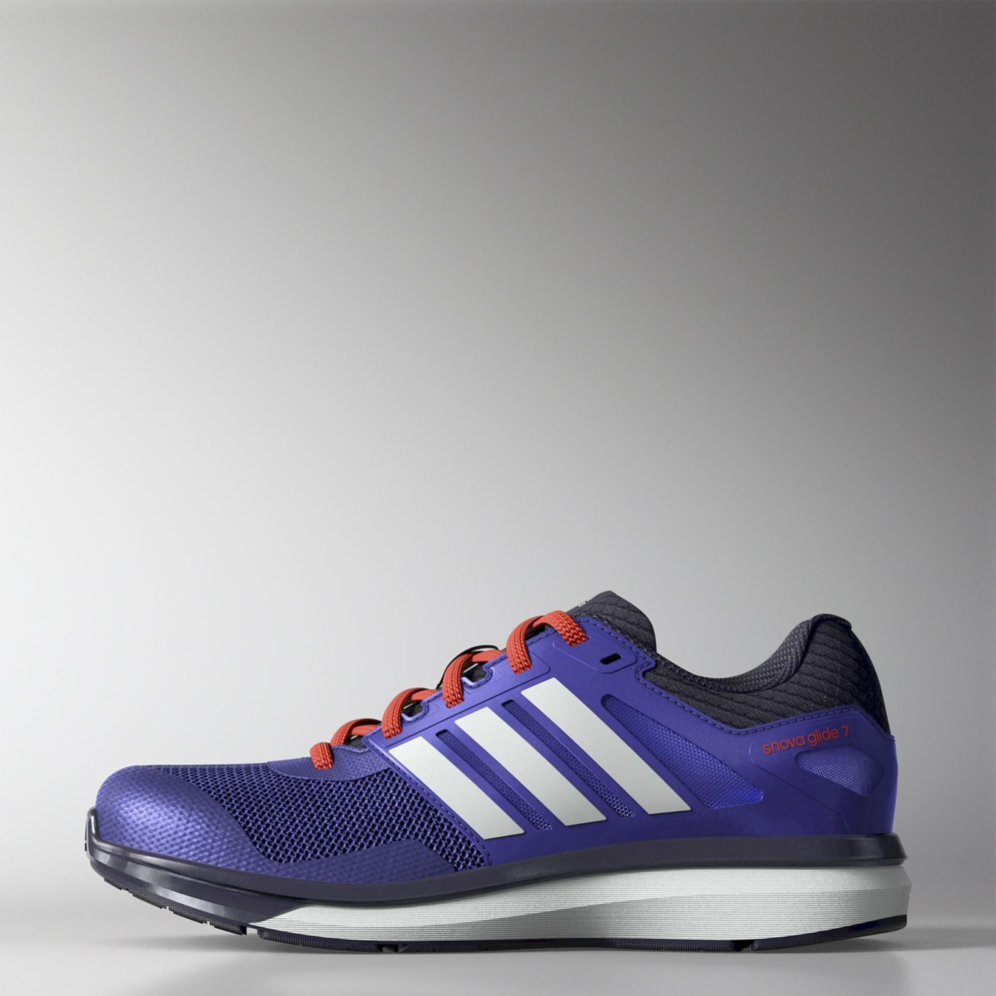 a0de8dd52 Adidas Kids Supernova Glide 7 Running Shoes - Purple Black - Tennisnuts.com