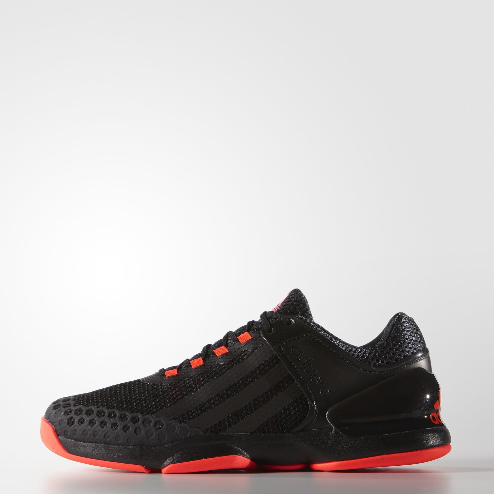 Ubersonic Yi7fy6bgvm Adidas Adizero Tennis Blackred Mens Shoes SqUGVpLzM