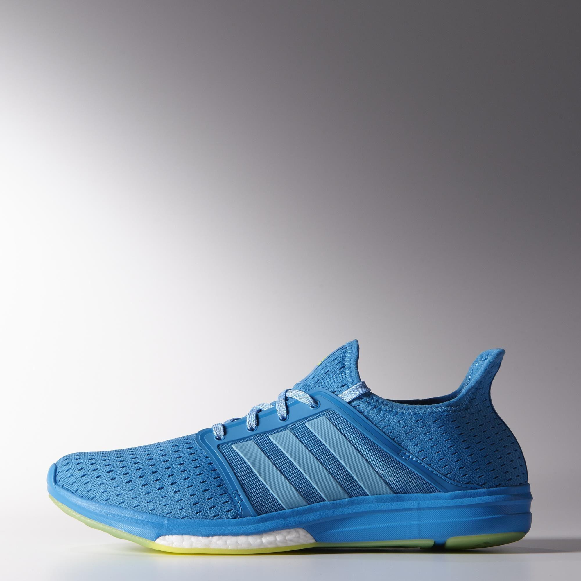 lower price with clearance prices huge inventory Adidas Mens Climachill Sonic Boost Running Shoes - Solar Blue