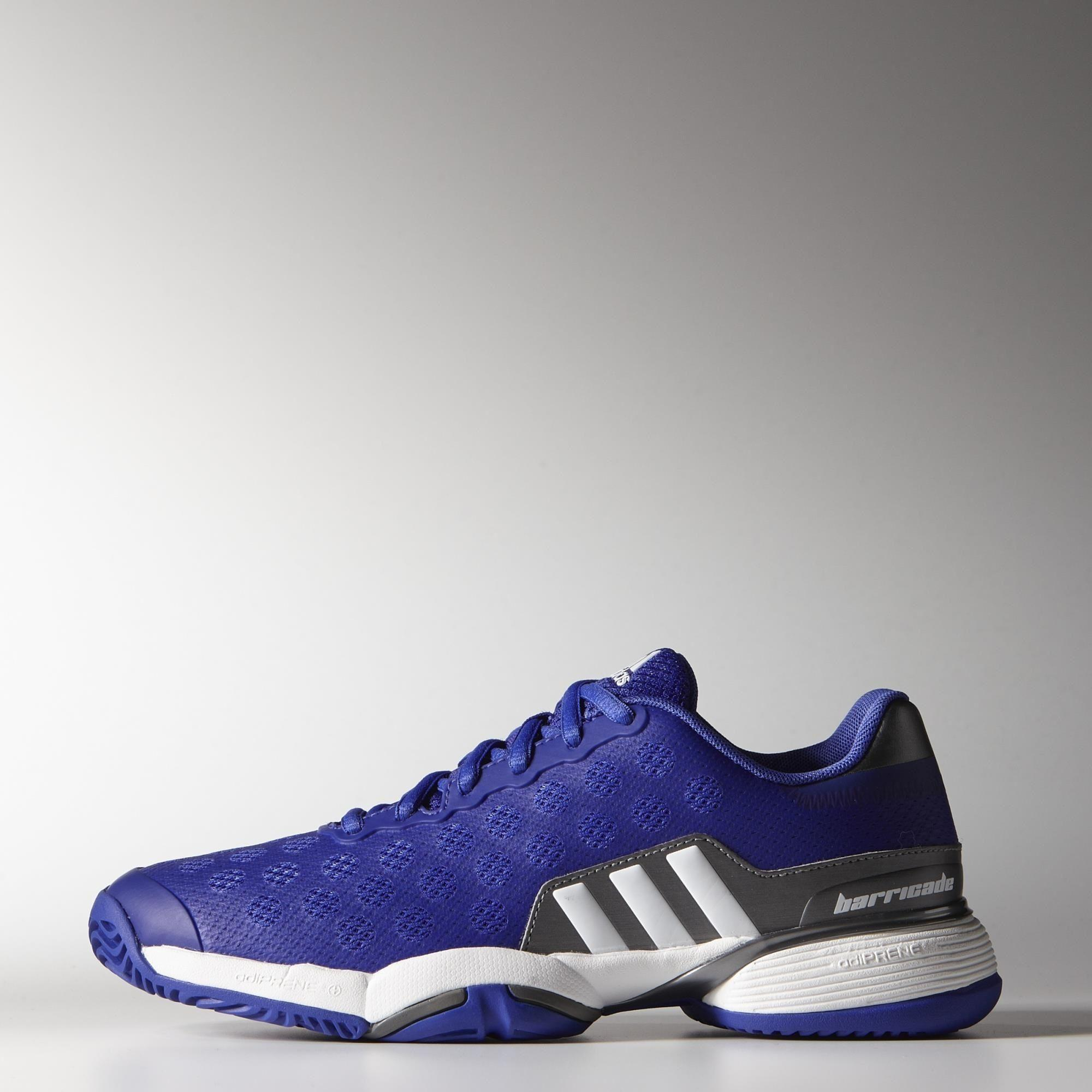 outlet store e46b2 dabd6 ... get adidas kids barricade 2015 xj tennis shoes purple blue 010d4 bd81c  ...