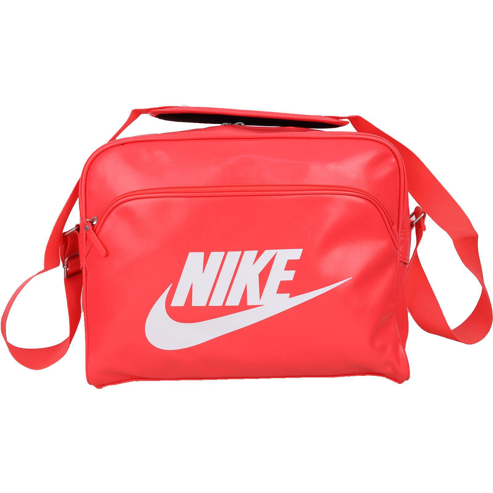 faddce81d4cc Nike Heritage Shoulder Bag - Red - Tennisnuts.com