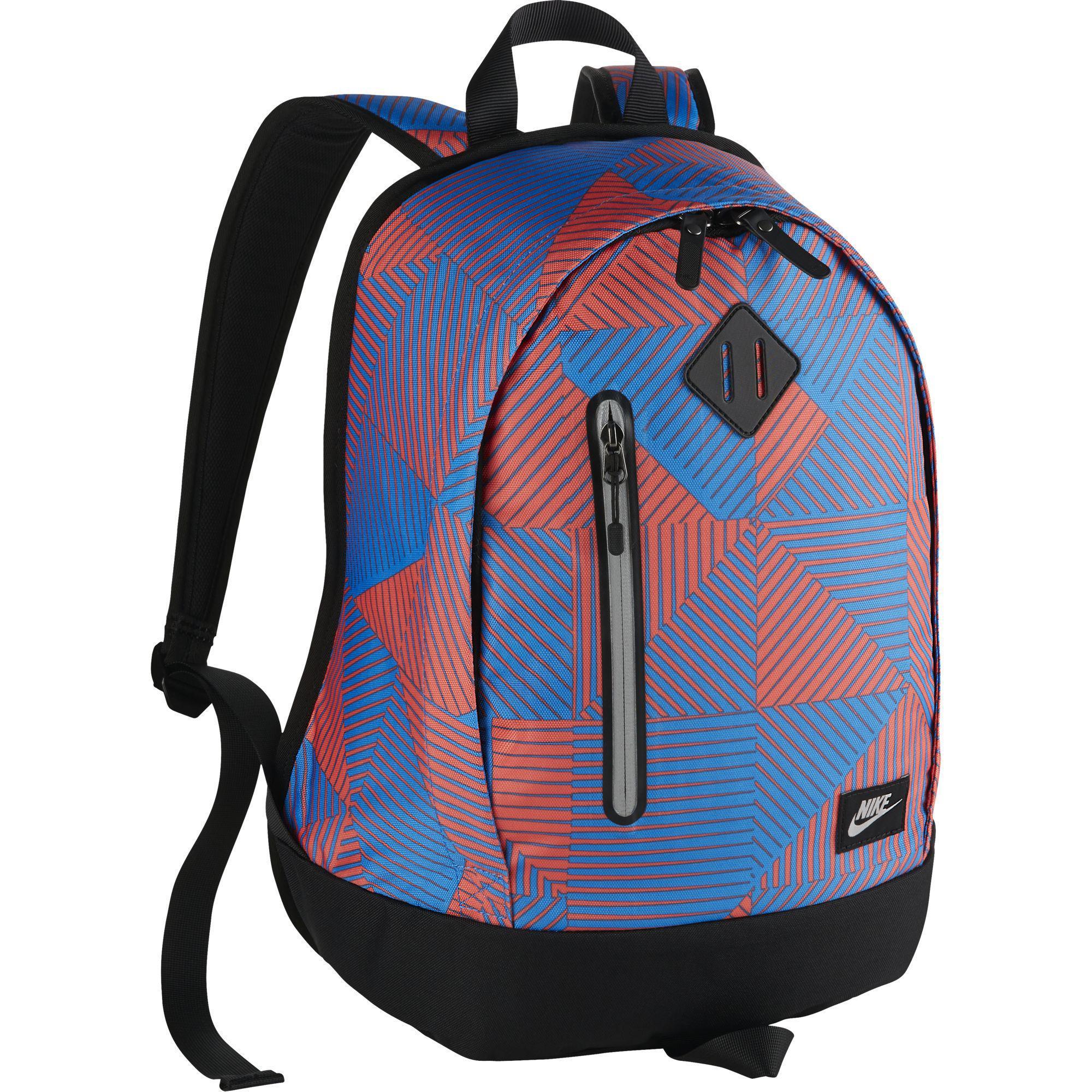 8d81a7e1c5 Nike Kids Cheyenne Backpack - Photo Blue Red - Tennisnuts.com
