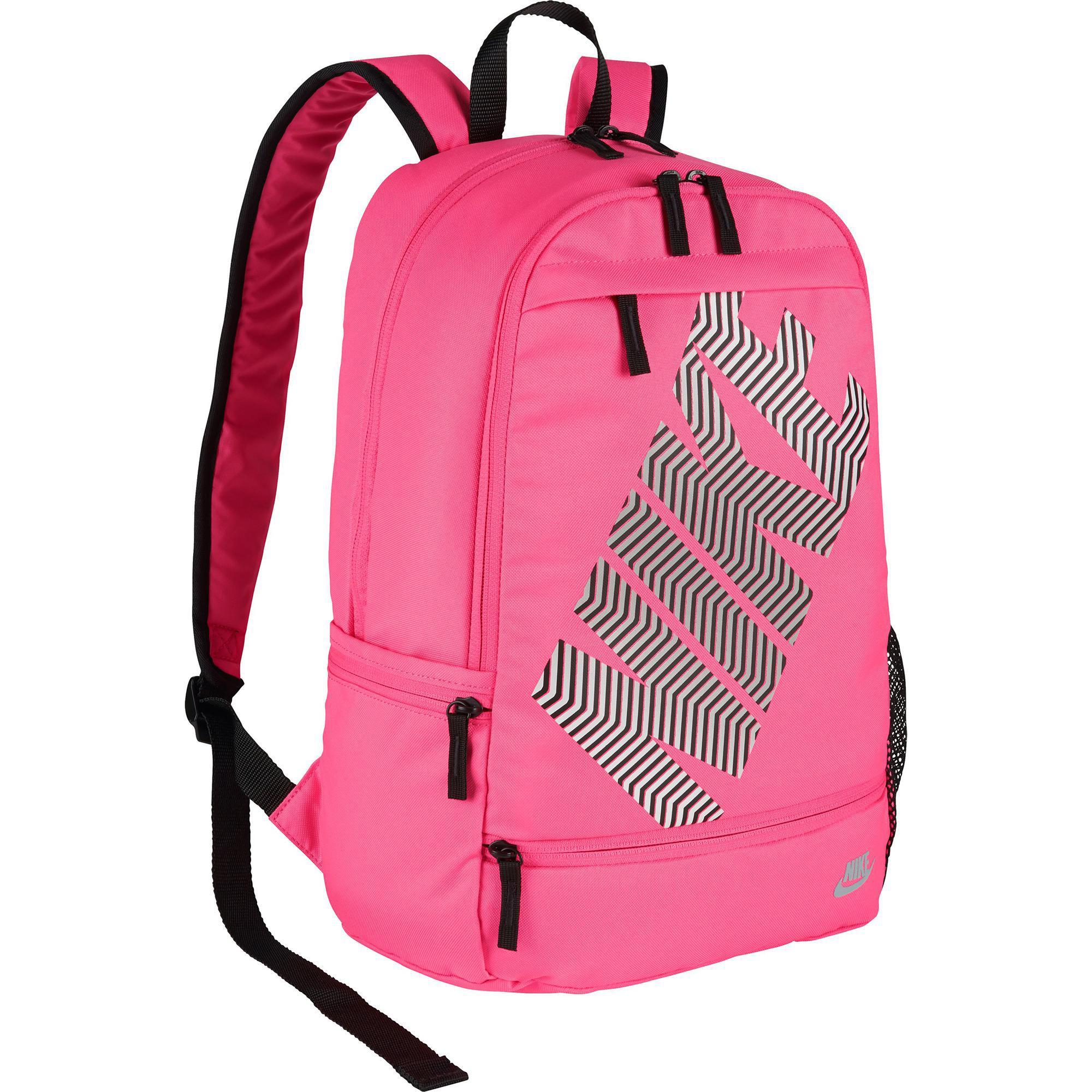 Nike Classic North Solid Backpack - Pink - Tennisnuts.com