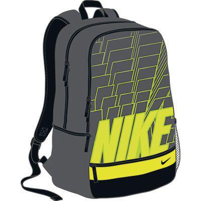 Nike Classic North Backpack - Dark Grey Black - Tennisnuts.com 40acfe1a3cfd0