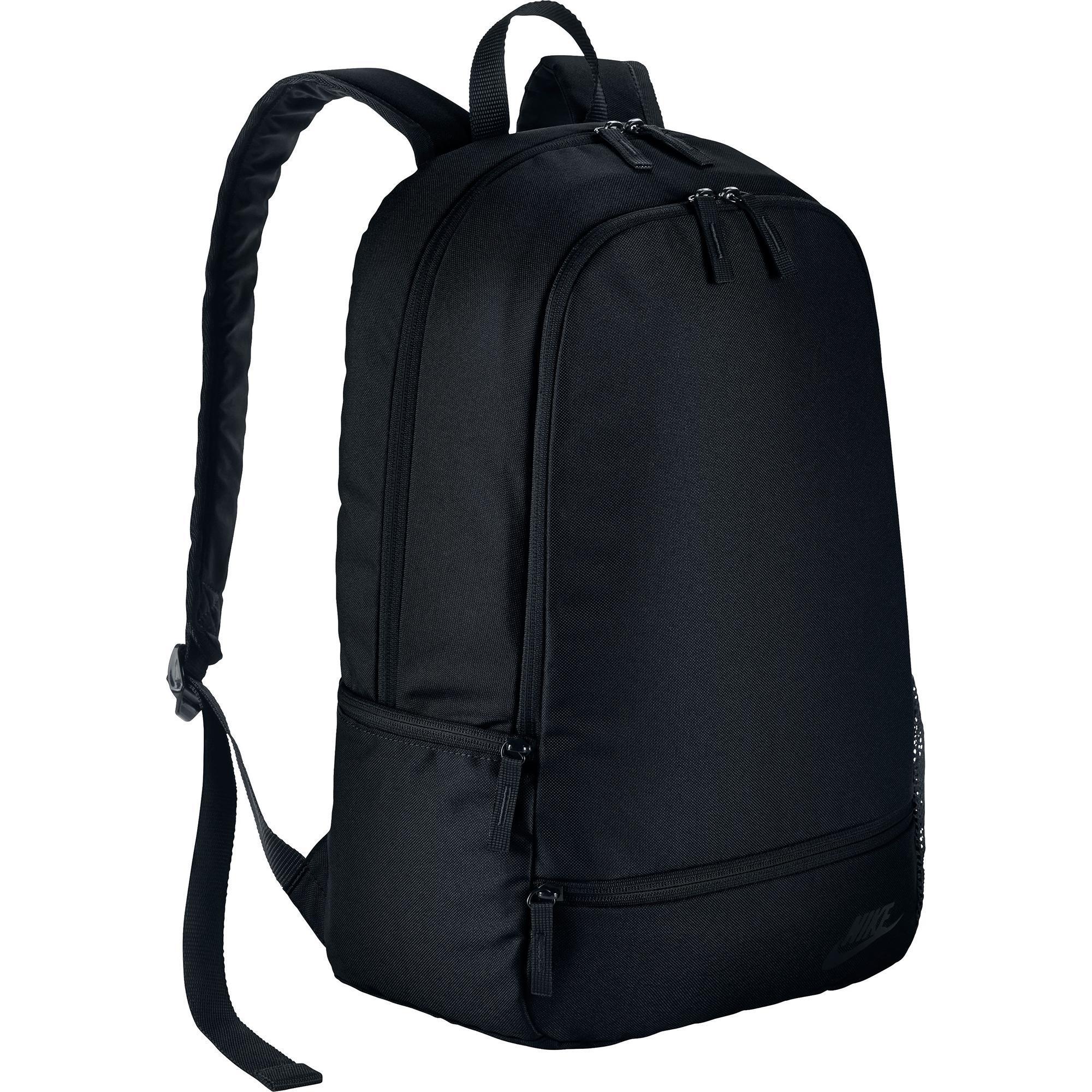Nike Classic North Solid Backpack - Black - Tennisnuts.com