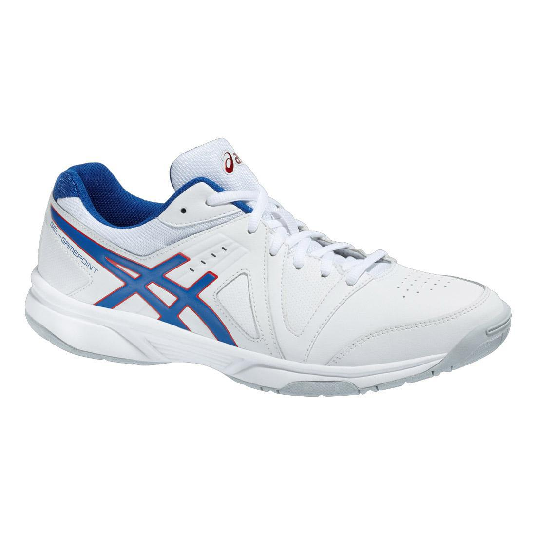 asics gel gamepoint tennis shoe