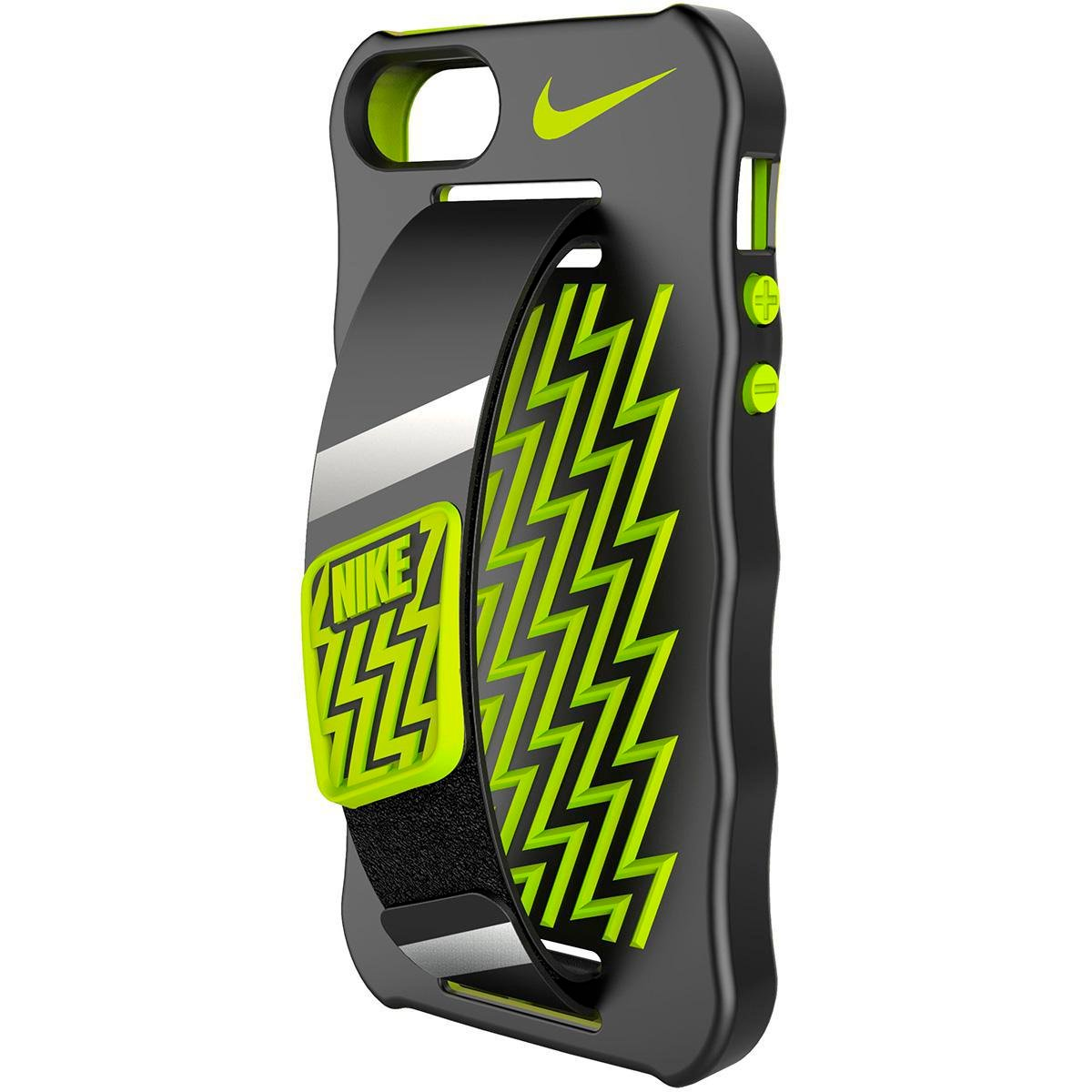 nike iphone 5s case nike handheld phone for iphone 5 5s black volt 15768