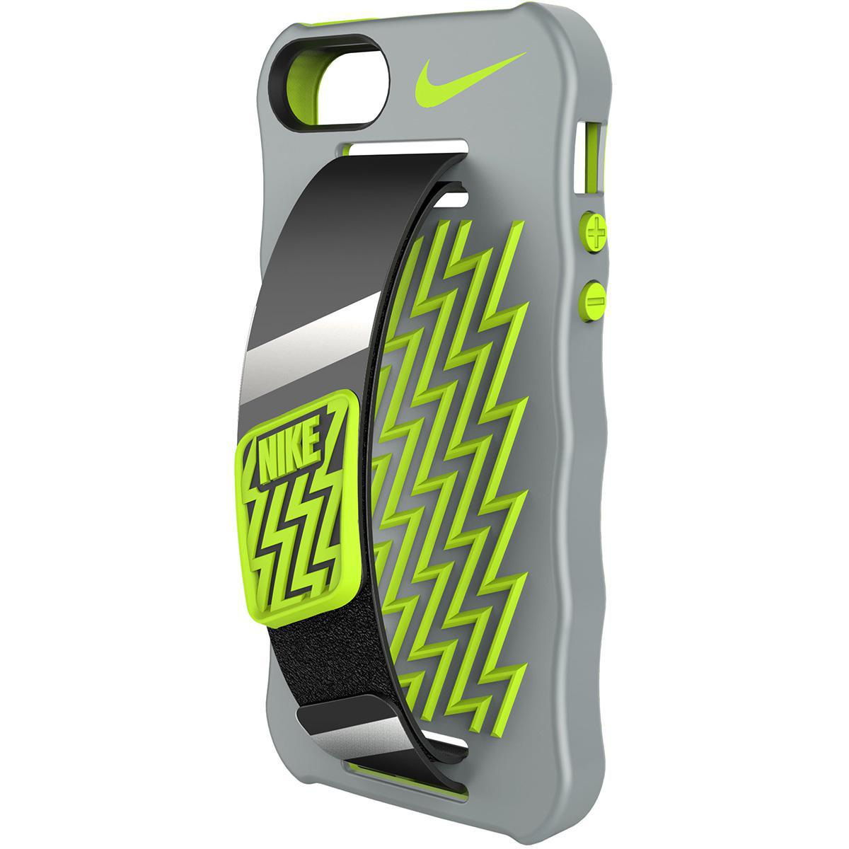 nike iphone 5s case nike handheld phone for iphone 5 5s silver volt 15768