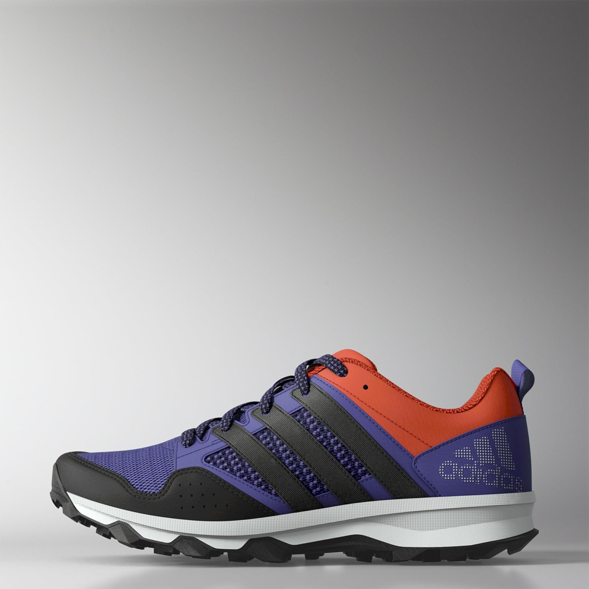 the best attitude 9aa2b ce044 Adidas Kids Kanadia 7 Trail Running Shoes - Night Flash/Black