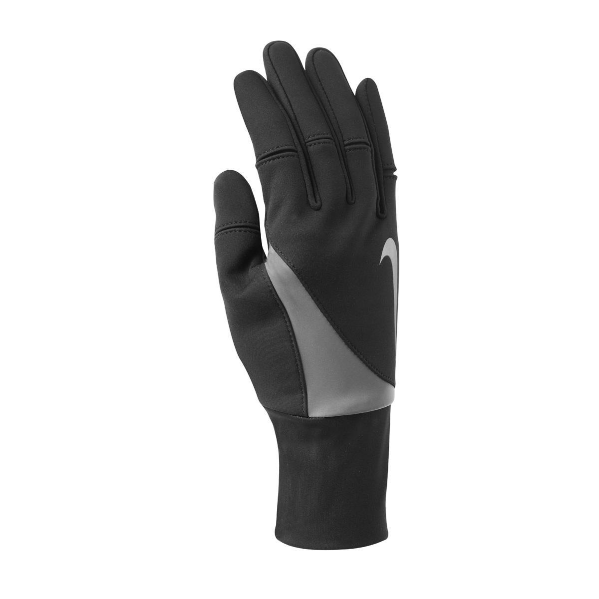 Nike Velcro Gloves: Nike Mens Shield Running Gloves