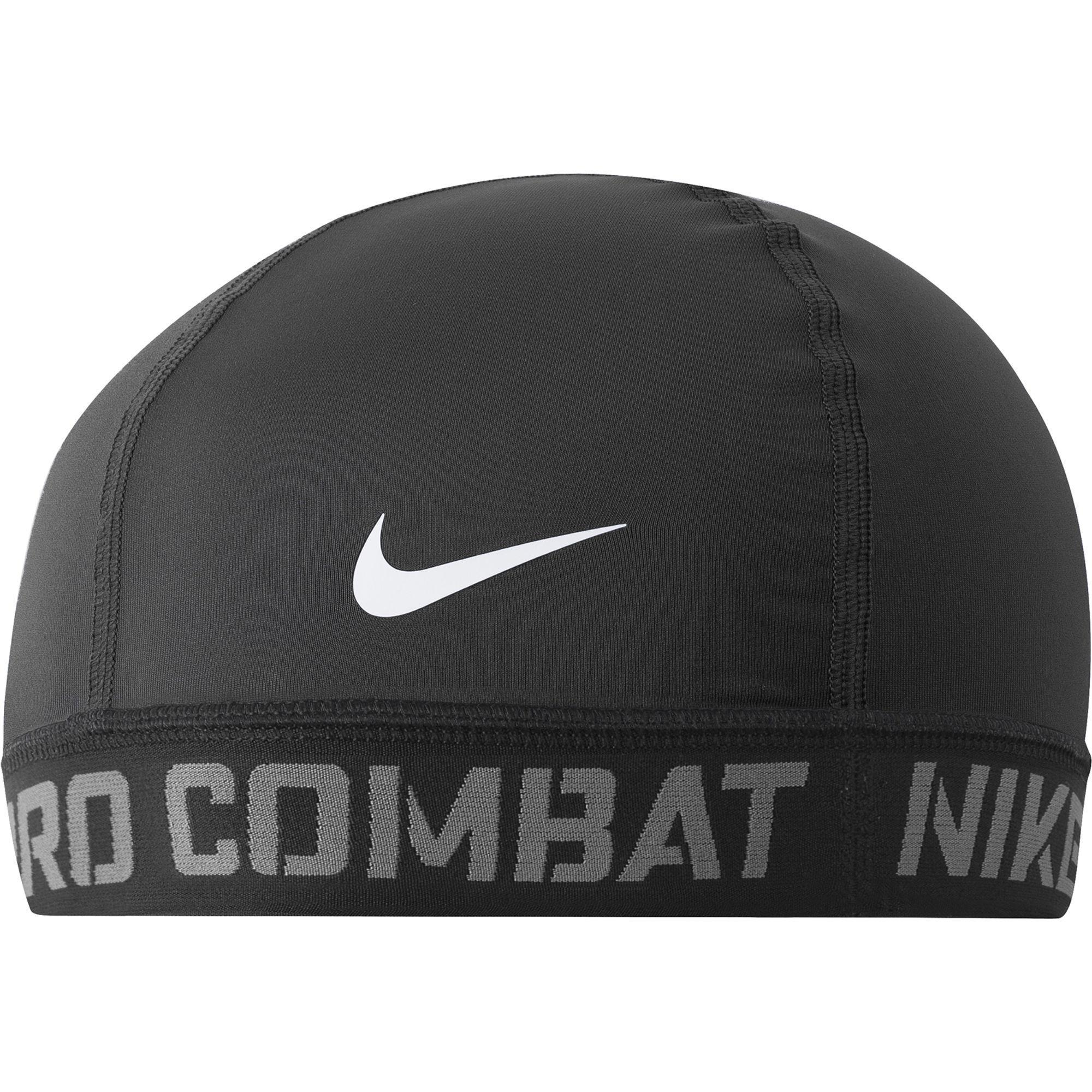 fef9a7ac5 Nike Pro Combat Banded Skull Cap 2.0 - Black