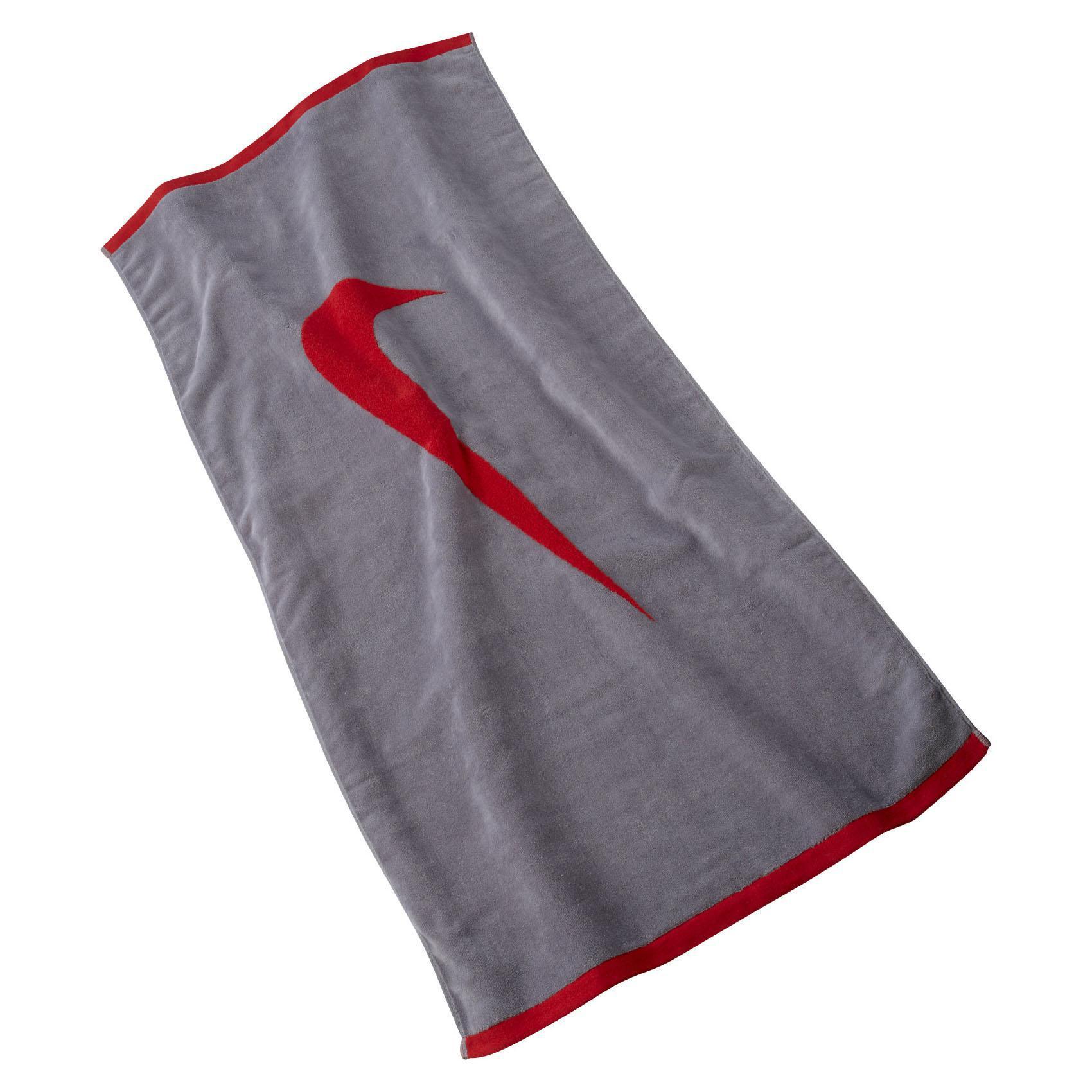 Sports Towel Absorption: Nike Swoosh Sports Towel Large