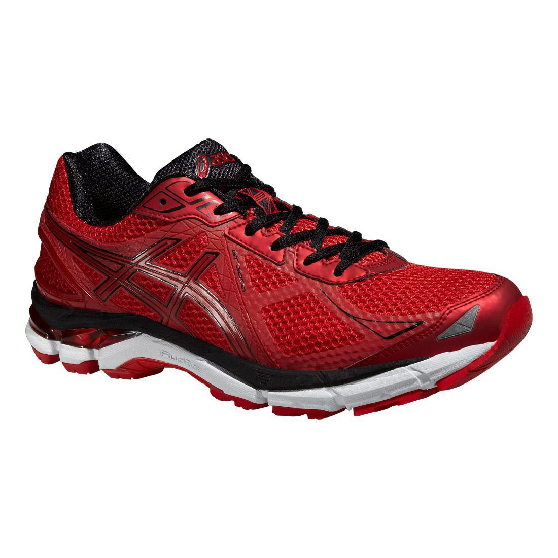 Asics Mens GT-2000 3 Lite-Show Running Shoes - Red