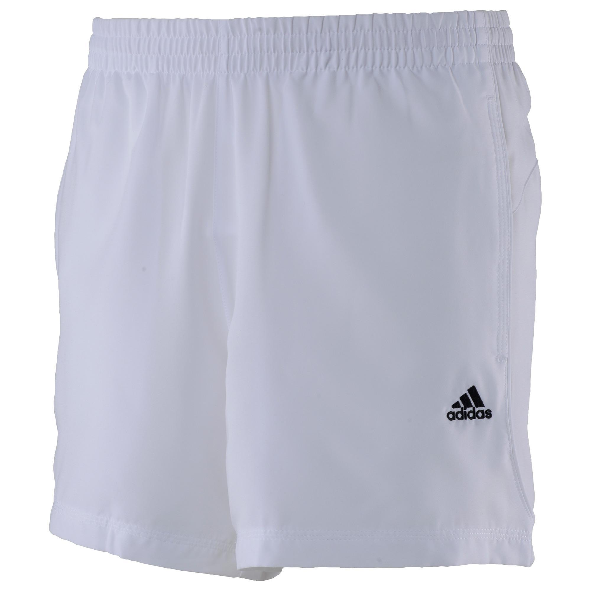 Adidas Mens Essentials Chelsea Shorts - White
