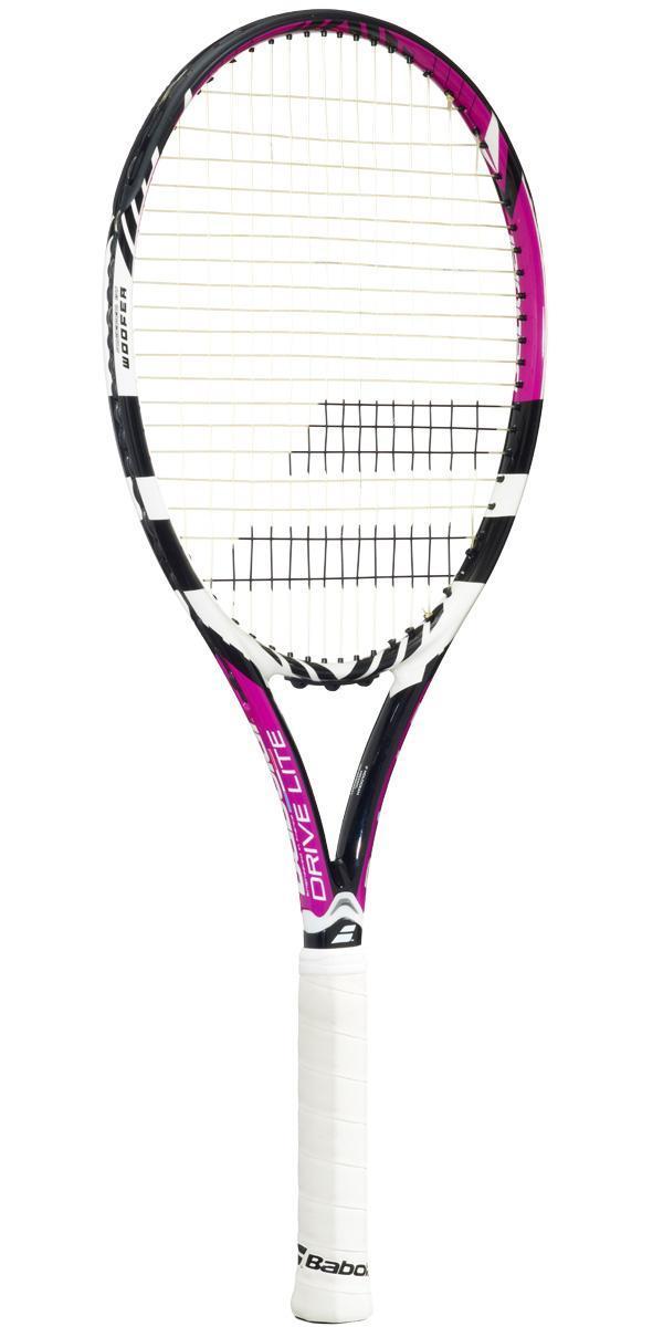 babolat drive lite tennis racket pink. Black Bedroom Furniture Sets. Home Design Ideas