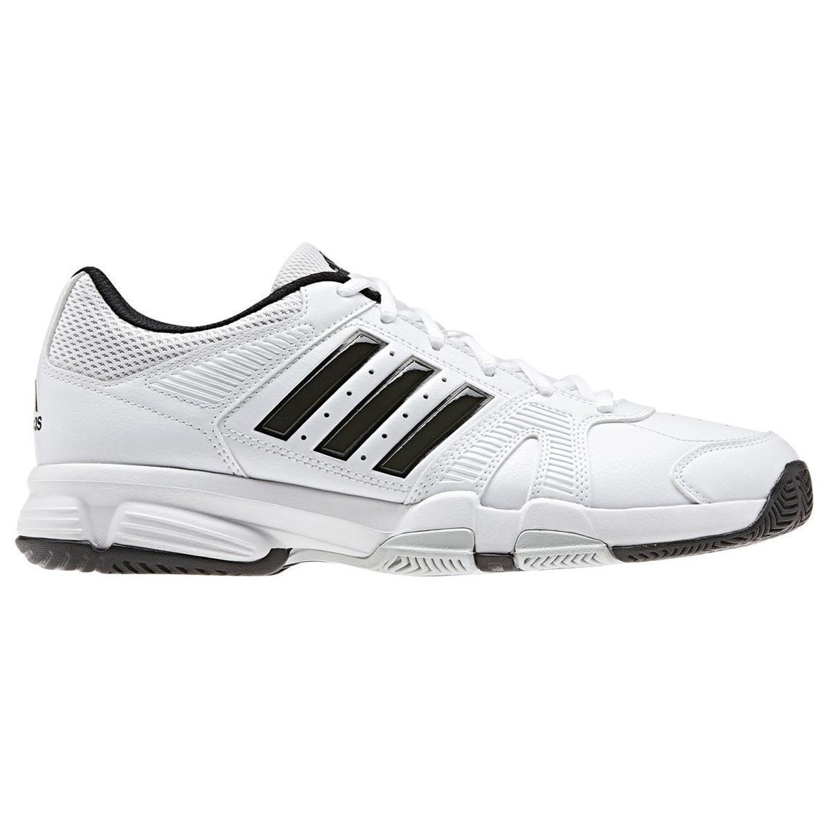 1f719bf831fb5a Adidas Mens Barracks F10 Trainer - White - Tennisnuts.com