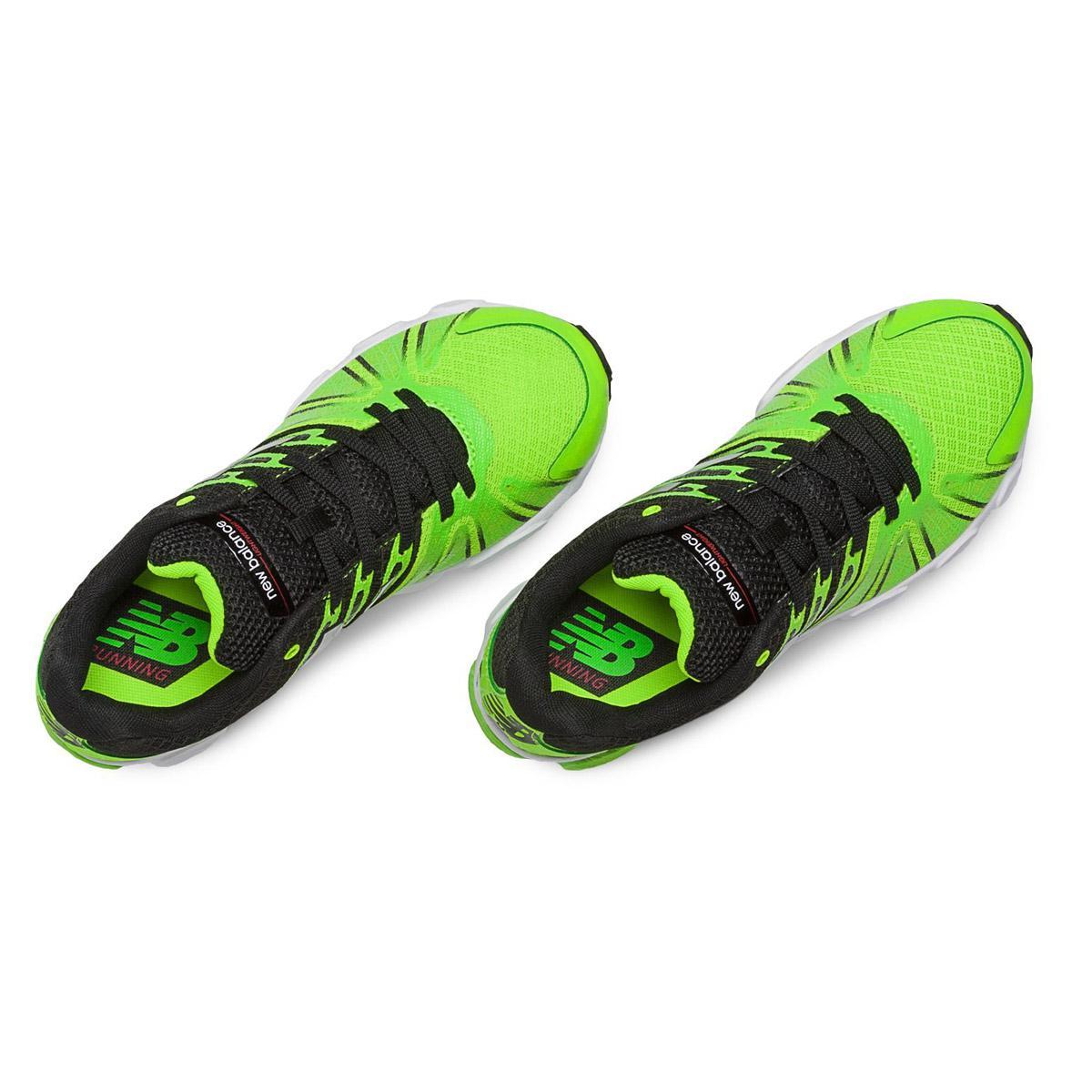 Greenblack New Balance Lime 890v5 Boys Running Shoes w0BqYSw
