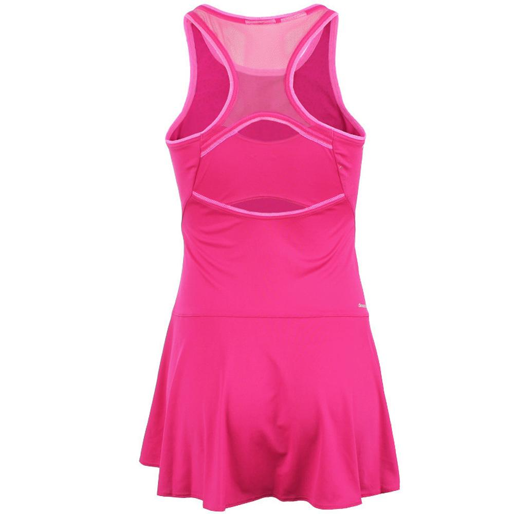 Adidas Girls Adizero Dress - Pink - Tennisnuts.com