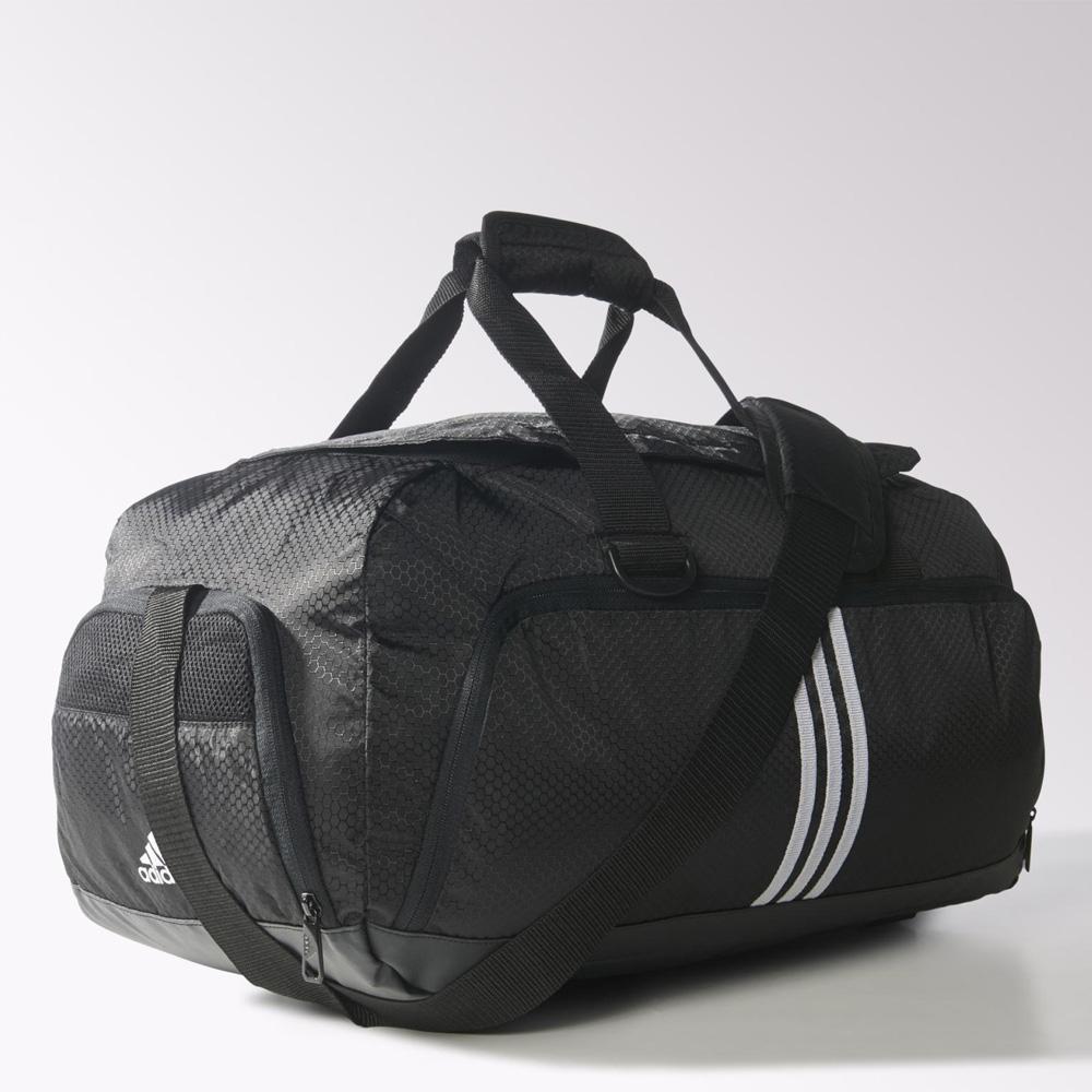 Adidas 3 Stripes Performance Team Bag Small Black