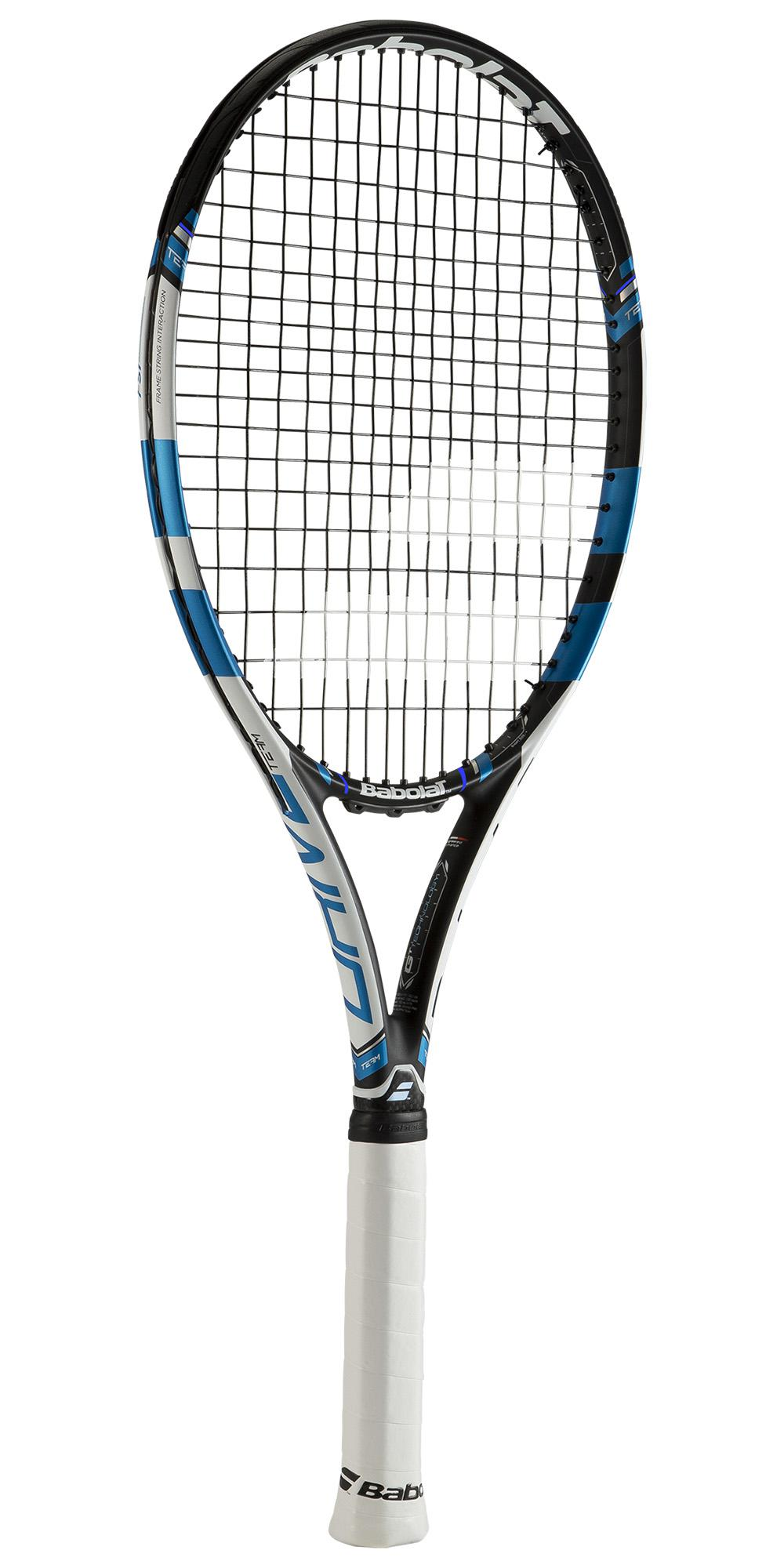 babolat pure drive team tennis racket. Black Bedroom Furniture Sets. Home Design Ideas