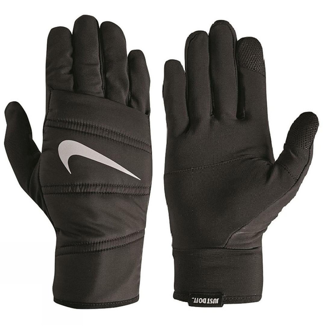 Workout Gloves Womens Nike: Nike Womens Quilted Running Gloves