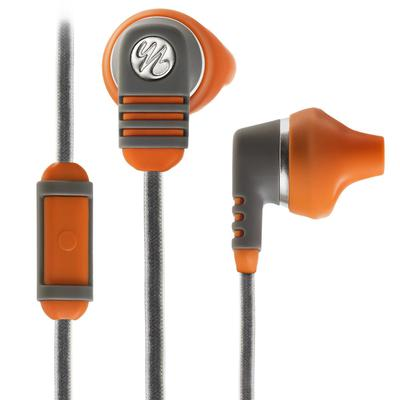 Yurbuds VentureTalk Earphones - Orange