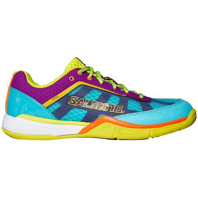 Salming Womens Viper 3.0 Indoor Court Shoes - Turquoise