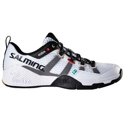 Salming Mens Kobra Indoor Court Shoes - White