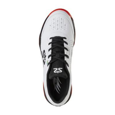 Salming Mens Hawk Court Indoor Shoes - White