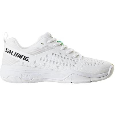 Salming Womens Eagle Indoor Court Shoes - White