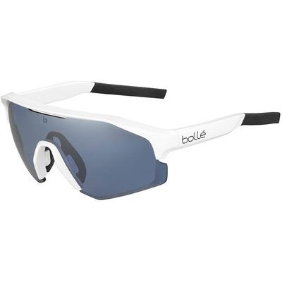 Bolle Lightshifter Tennis Sunglasses - White Frame / Phantom Court Lens