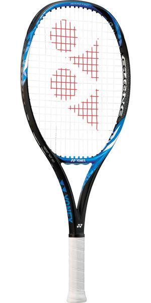 Yonex EZONE 25 Inch Junior Graphite Tennis Racket - Bright Blue