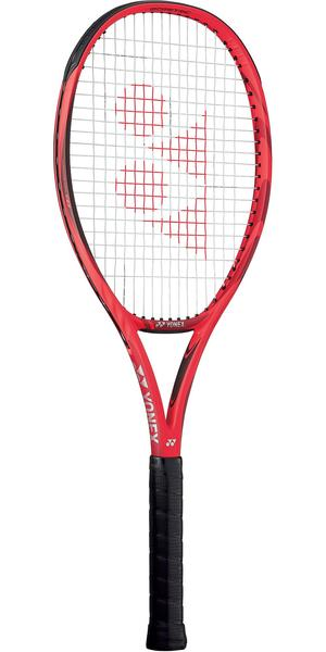 Yonex VCORE 100+ Plus Tennis Racket - Flame Red [Frame Only]